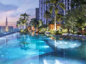 Why should you buy LUMIÈRE riverside projects of Masterise Homes?